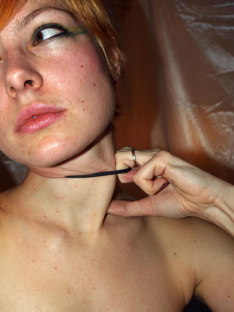 Girl neck fetish pictures