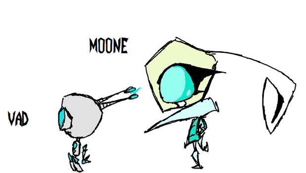 Moone And VAD Side View