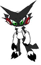 Black Shoutmon 'Xroz'