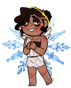 {Personal} The only angel you'll need