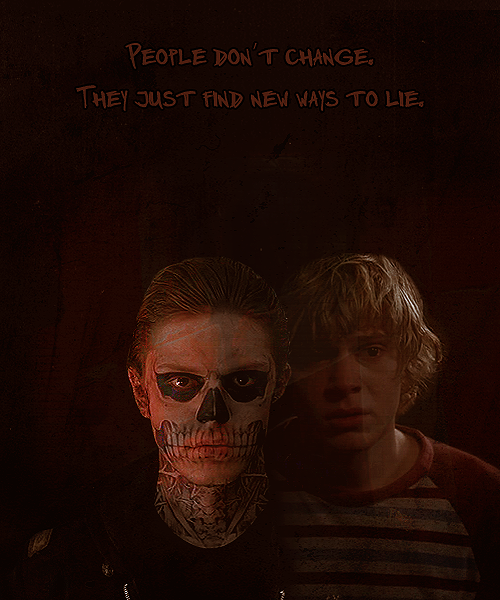 Tate Langdon - People Don\'t Change by Rupertismagic on ...