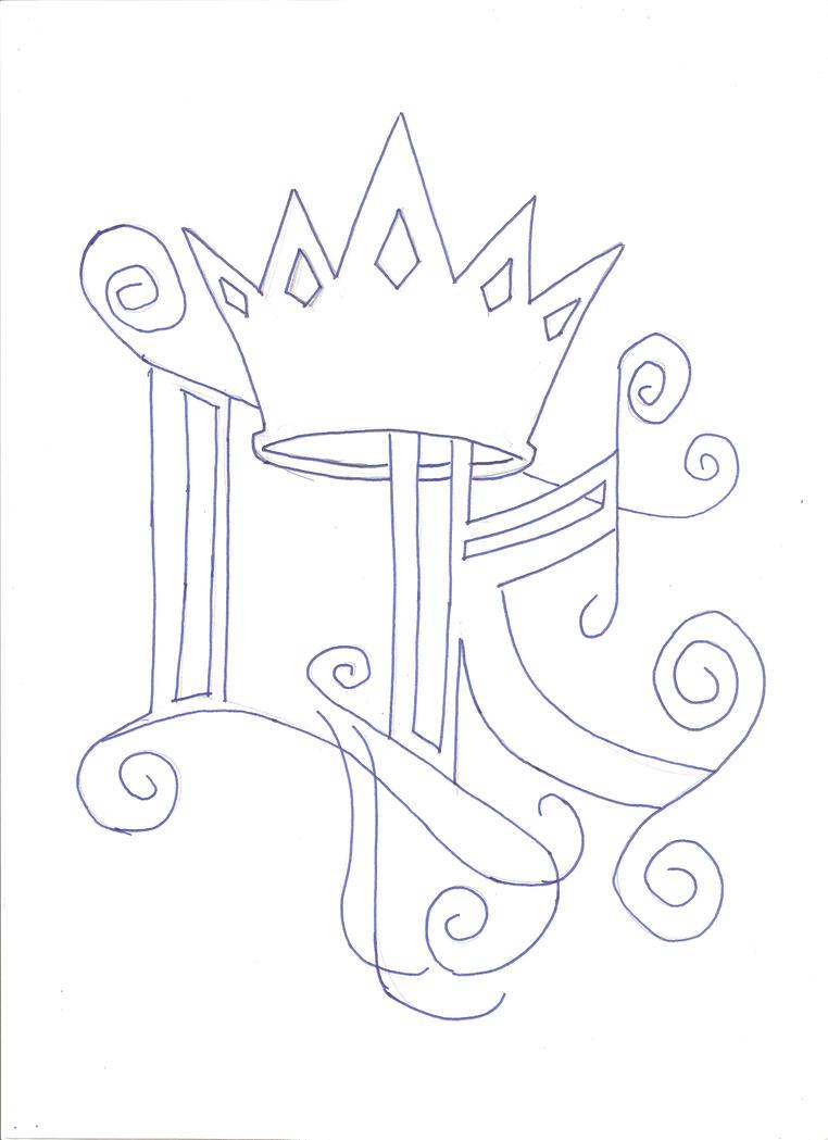 Latin kings drawings
