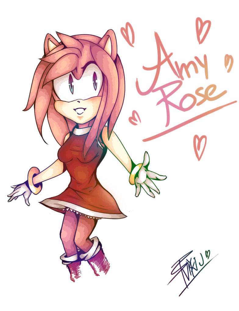 AmY RoSe by VIKI-J