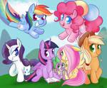 Chubby Ponys 2020