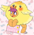 A very Scootaloo Easter
