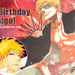 Happy Birthday, Ichigo! Animation! by Dark-Skater-Girl