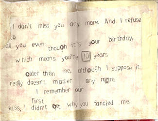 Wedding Poem. by TaintedLove90