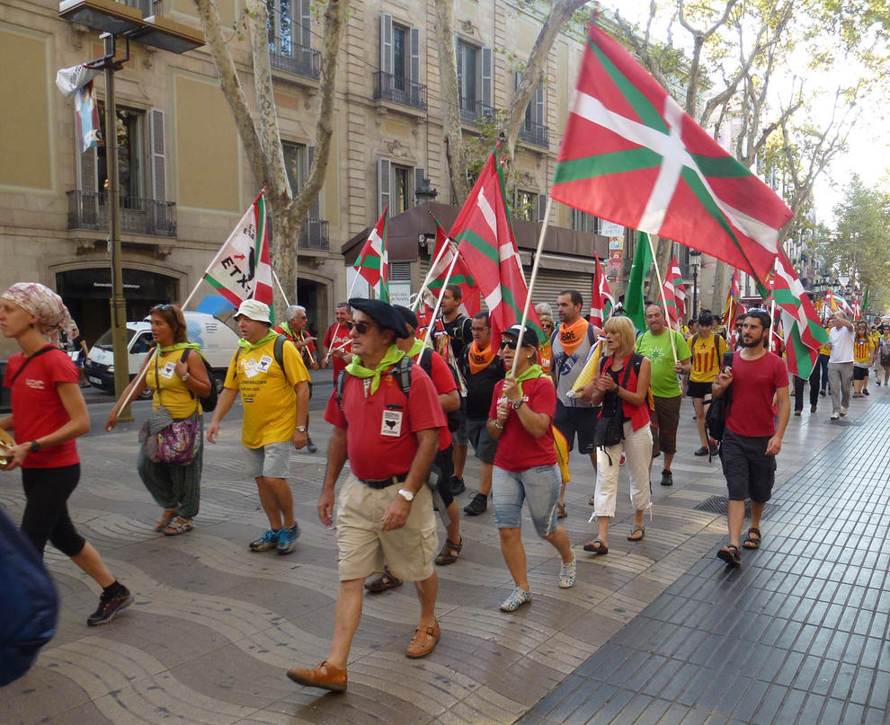 On Catalonian Independence in an Era of Global Neoliberalism