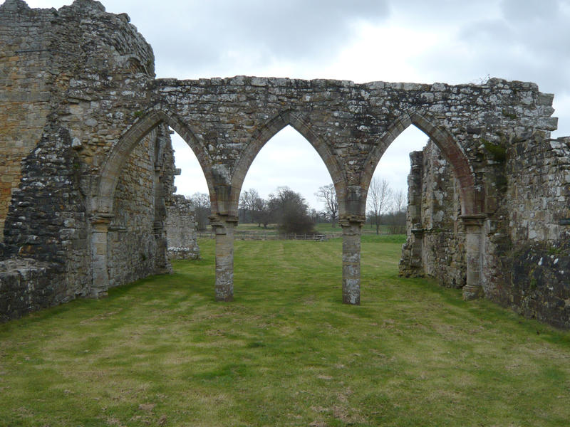 Bayham Abbey 19 by stormsorceress