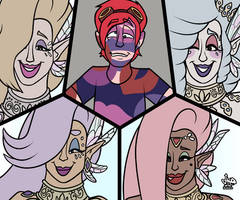 [C] The Great Fairies and one lucky guy