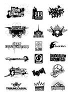 Logos by magican777