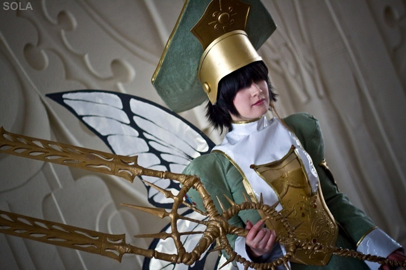 Trinity Blood: Krusnik by MarionetteTheatre