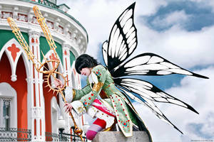 Trinity Blood: Guardian by MarionetteTheatre