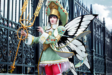 Trinity Blood: Krusnik 03
