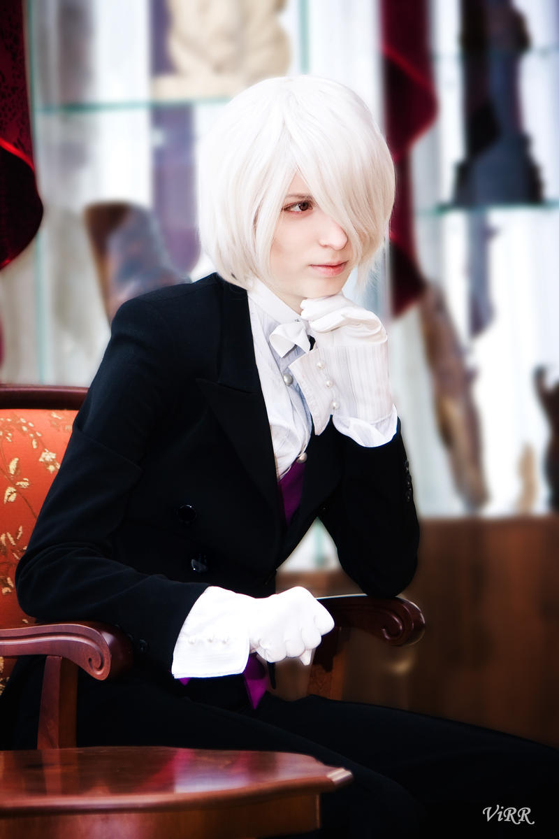 Pandora Hearts: Xerxes Break by MarionetteTheatre on ...