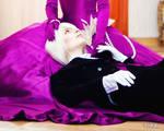 Pandora Hearts: Break by MarionetteTheatre
