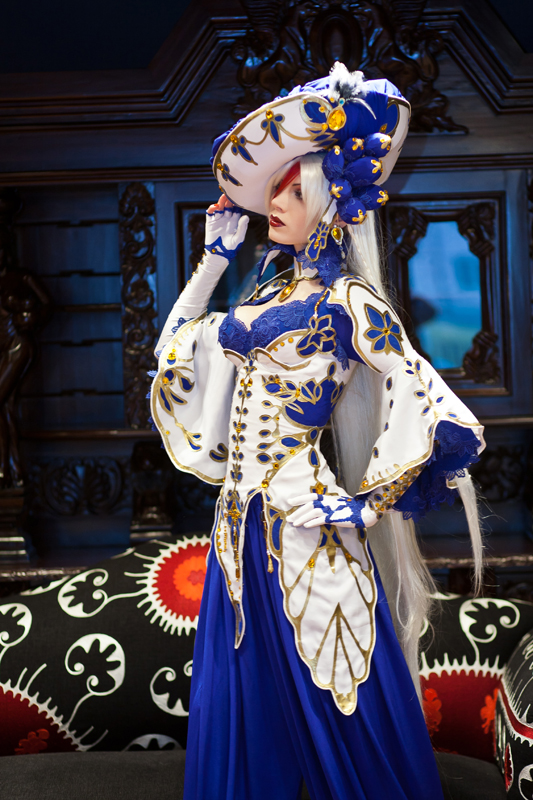 Trinity Blood.  Astharoshe Asran by MarionetteTheatre