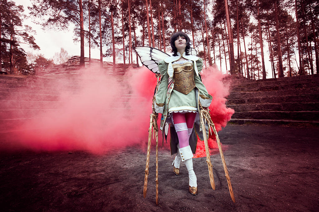 Trinity Blood. Bloody fog 2 by MarionetteTheatre