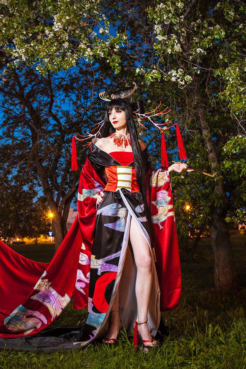 xxxHolic. Ichihara Yuuko by MarionetteTheatre