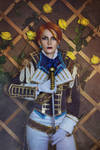 Trinity Blood. Excalibur by MarionetteTheatre