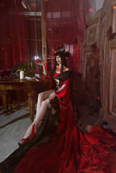 xxxHolic: The Dimension Witch by MarionetteTheatre