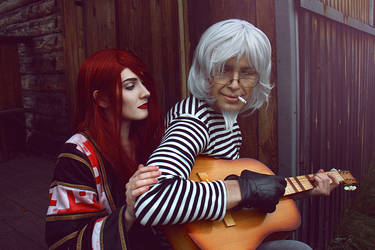 Play something for old time's sake by MarionetteTheatre