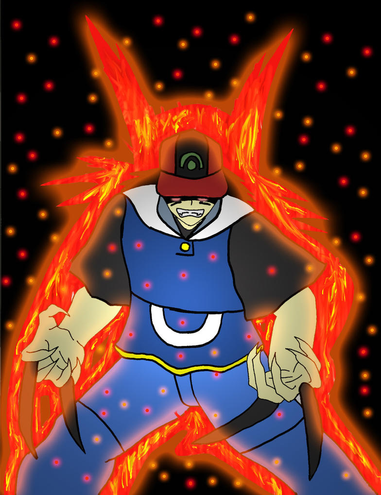 Eternal Flame - Devil bio by XD-385