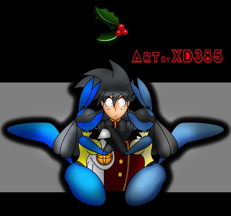 Under the Mistletoe by XD-385