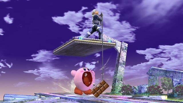 Kirby Fishing by XD-385