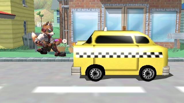 Fox calls a Cab by XD-385