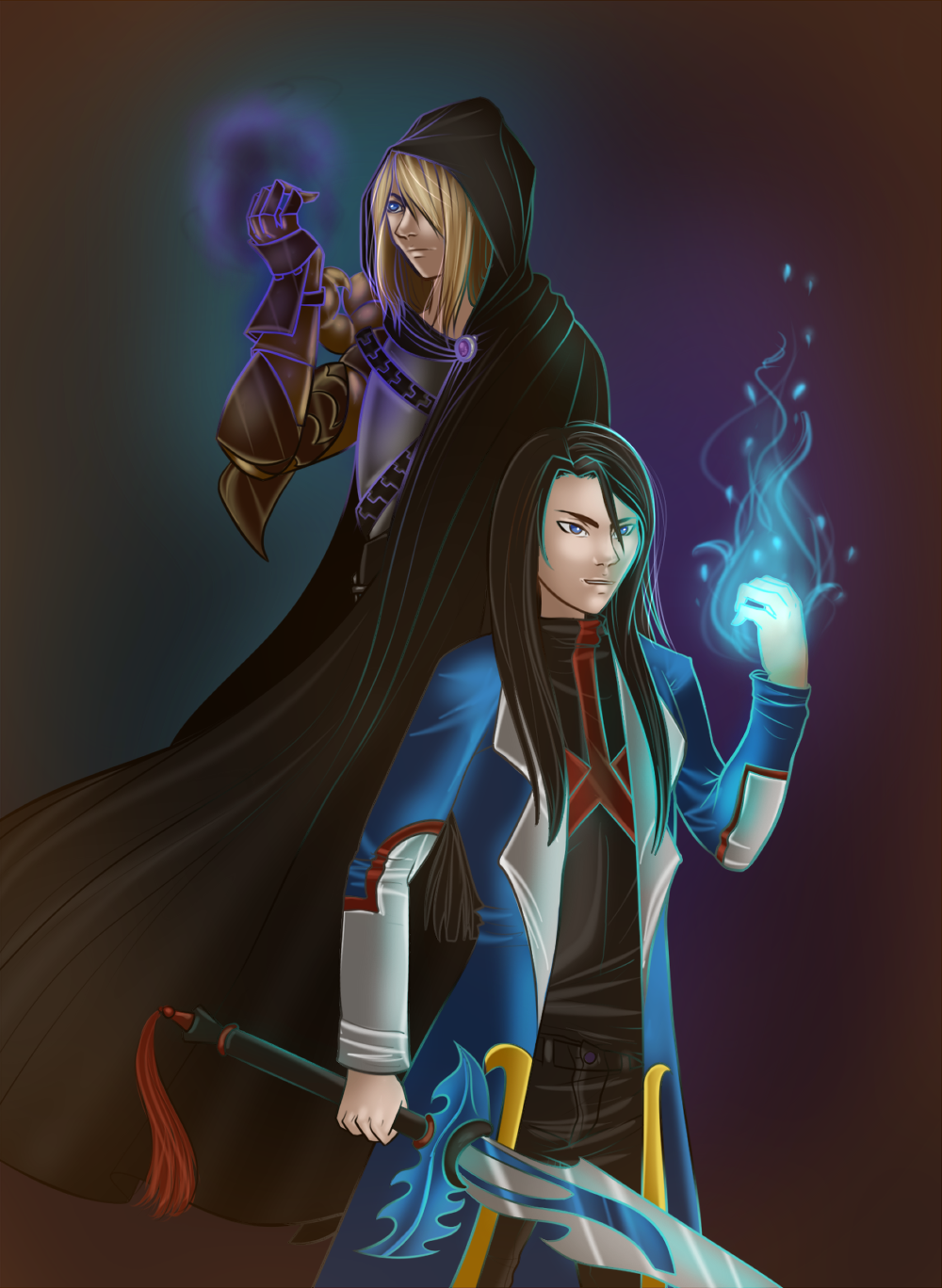 Devil Brothers by XD-385