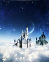 Castle On The Sky by fvelazco
