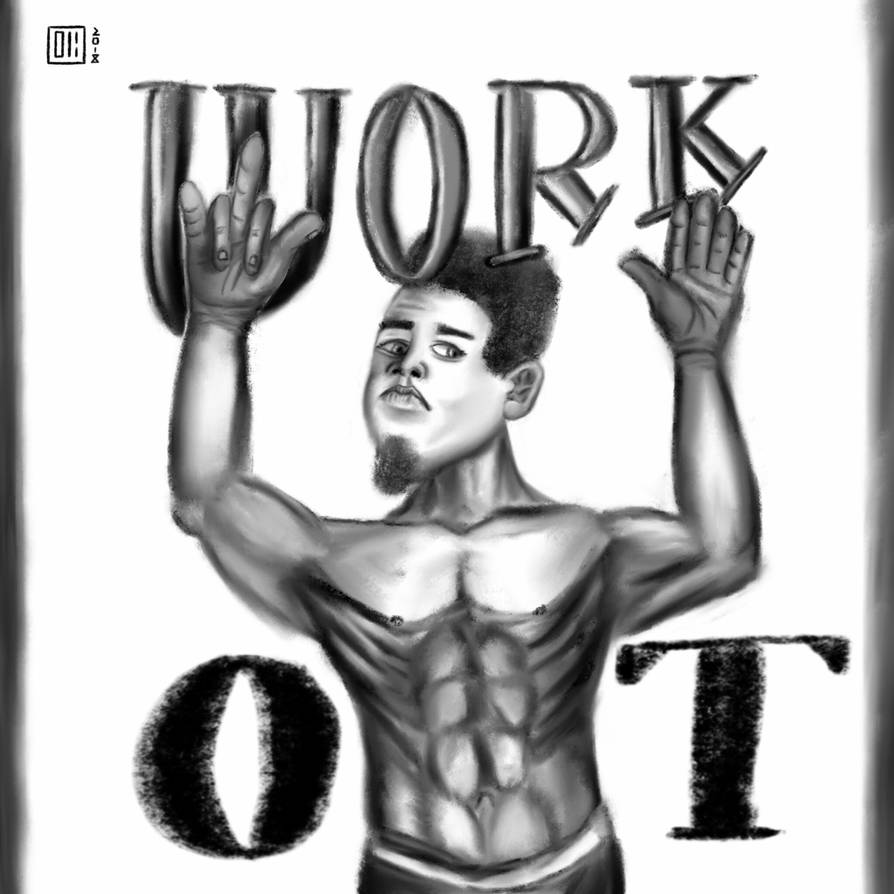 Work out by oliQC on DeviantArt