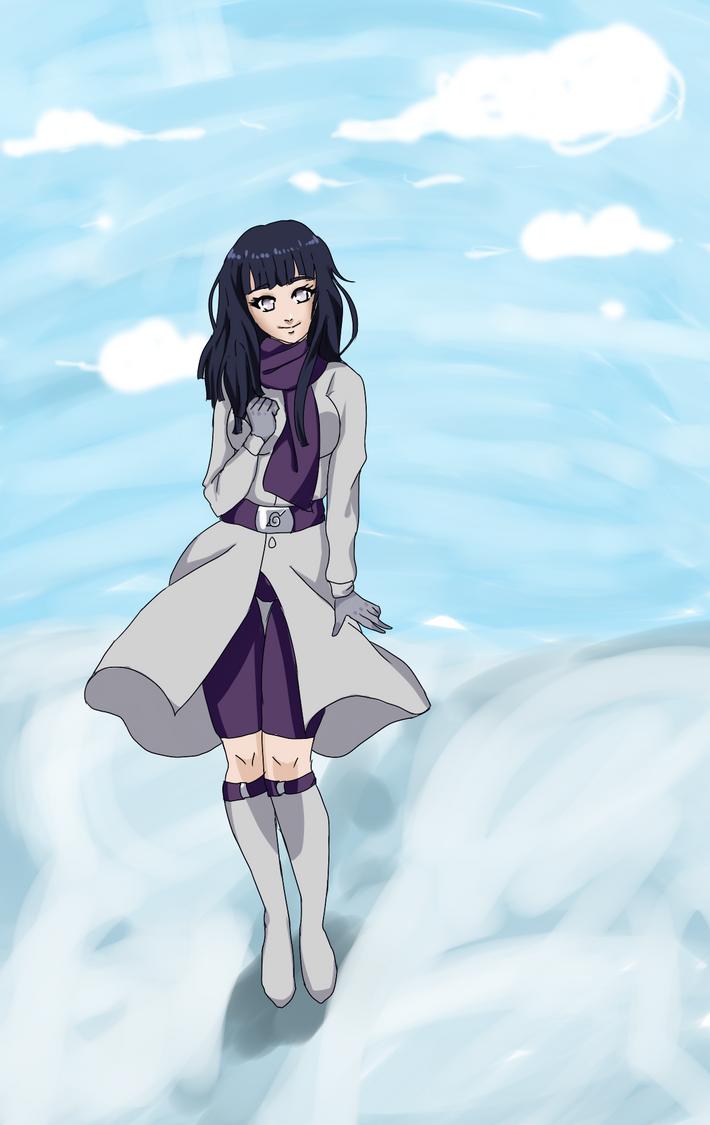 Hinata-chan by KissOfMoon