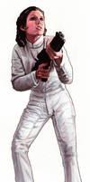 Star Wars:Rebel Force Leia