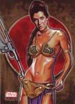 Star Wars Galaxy 4:Slave Leia