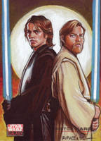 SWG4:Anakin and Obiwan by Randy-Martinez