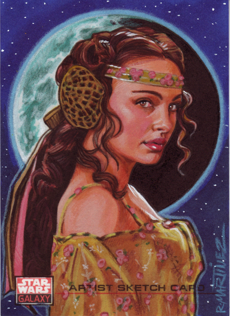 Star Wars Galaxy 4: Padme by Randy-Martinez
