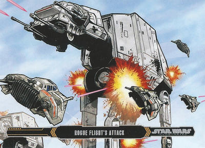 Topps Empire Strikes Back Illustrated #35 by Randy-Martinez