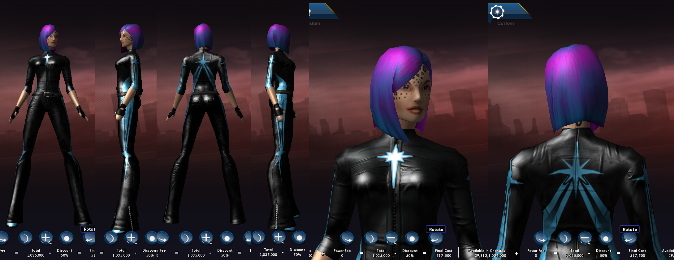 Sapphire Rayvyn, Alt Outfit 1 by AriaMournesong