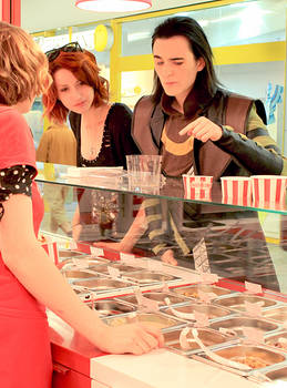 LOKI: Choose ALL the toppings