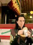 LOKI: I hate Shawarma