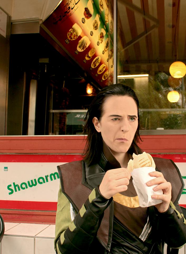 LOKI: I hate Shawarma by FahrSindram