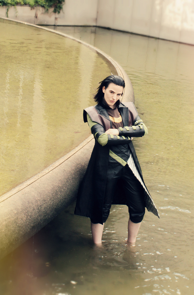 LOKI still not Wet enough by FahrSindram