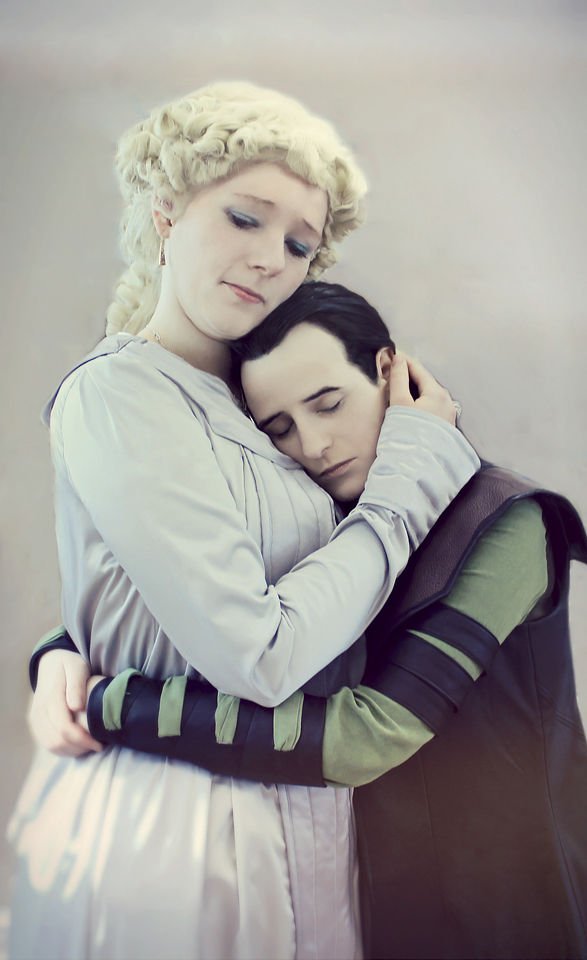 Loki, I will always love you by FahrSindram