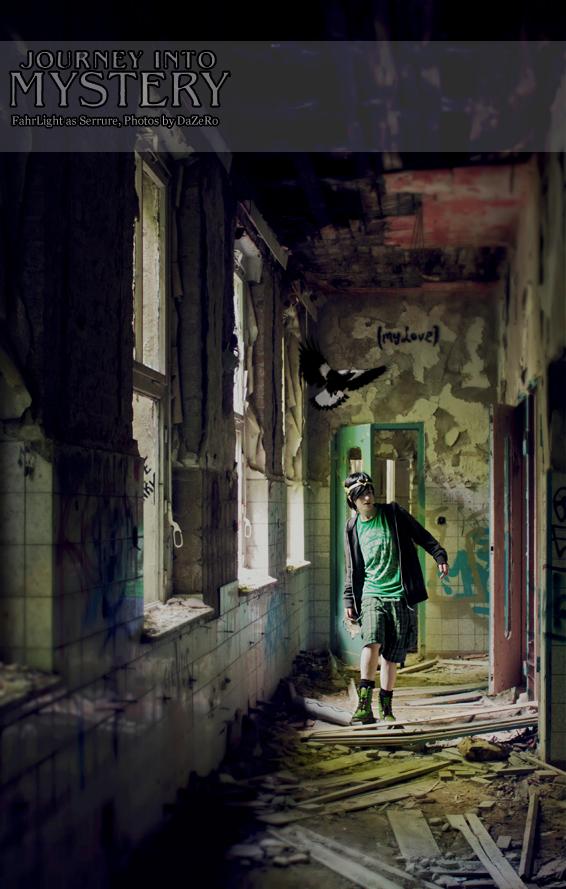 Finding Loki by FahrSindram
