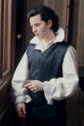 Sir Thomas Sharpe Cosplay Crimson Peak by FahrSindram