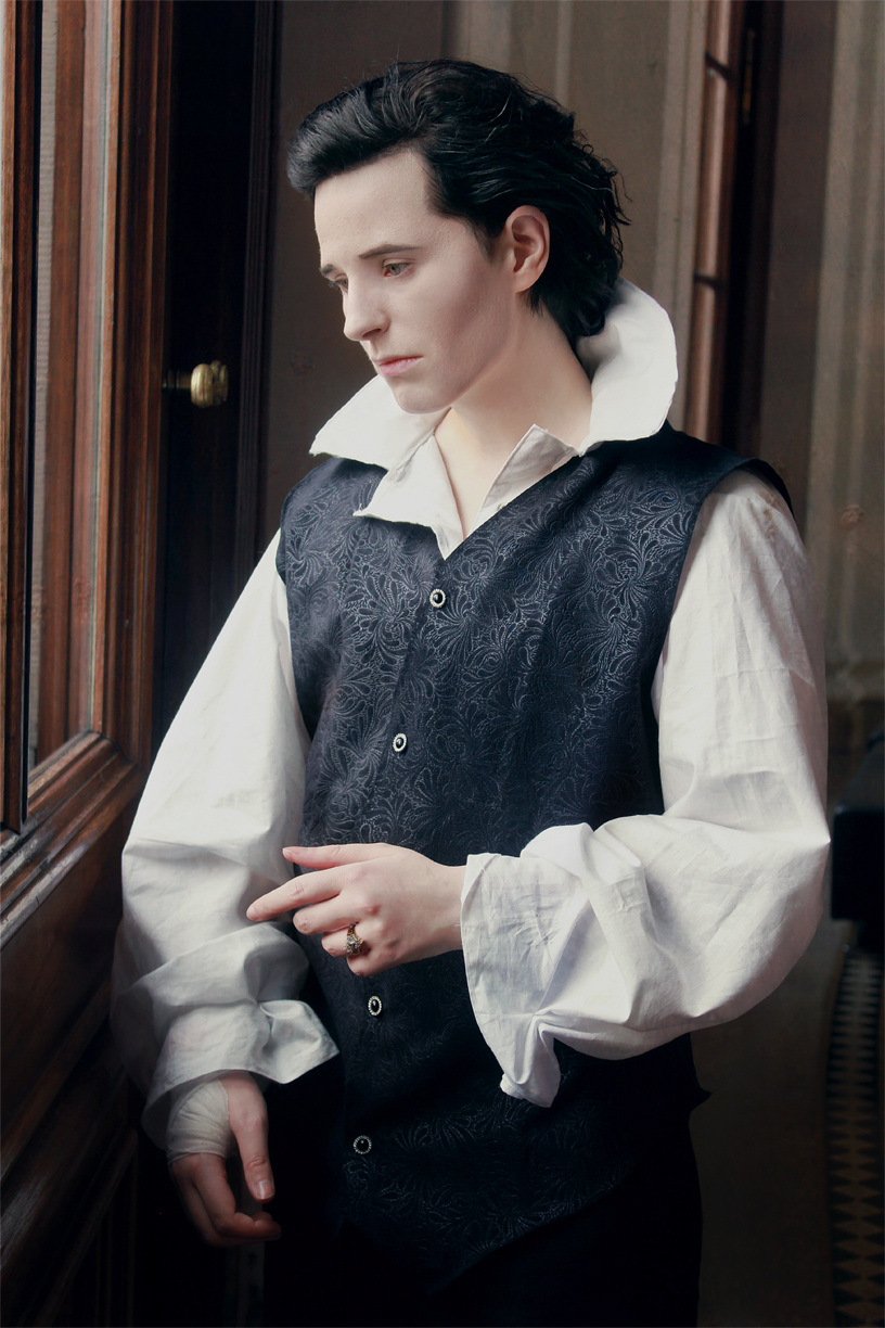 Sir Thomas Sharpe Cosplay Crimson Peak