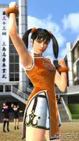 Xiaoyu in TTT2 by DanceOfAngels