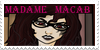 MADAME MACABRE SUPPORT STAMP by MamaJest